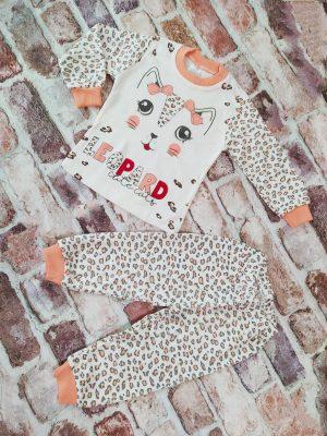 Леопардова пижама