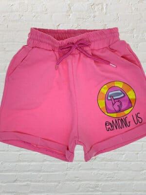 Къси панталони за момиче
